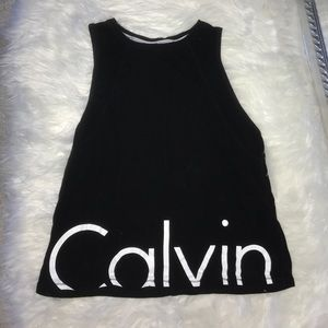 Calvin Klein Workout Tank